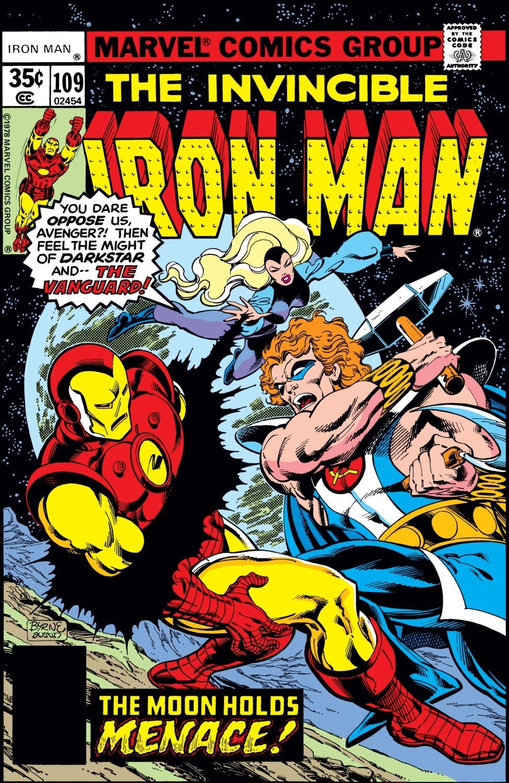 Iron Man Vol 1 109