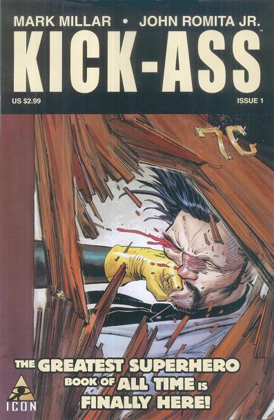 Kick-Ass Vol 1