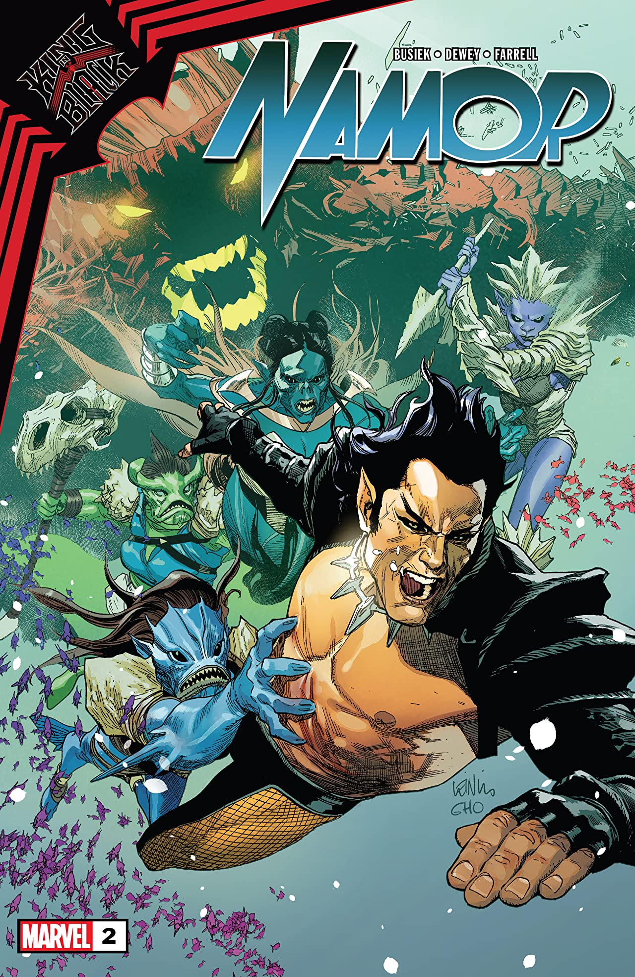 King in Black: Namor Vol 1 2