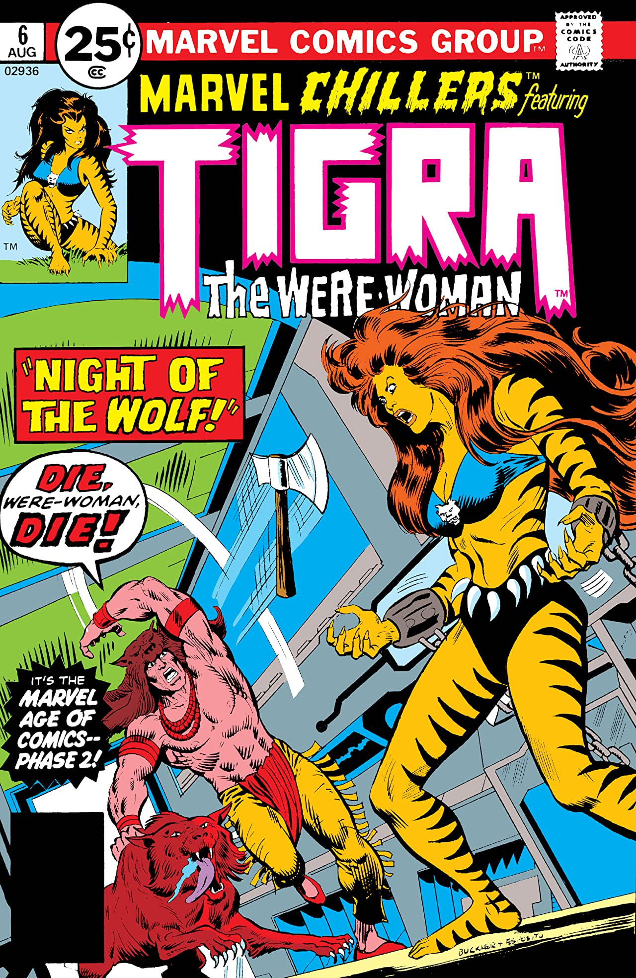 Marvel Chillers Vol 1 6