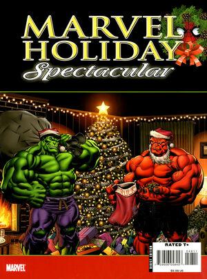 Marvel Holiday Spectacular 2009 Vol 1 1.jpg