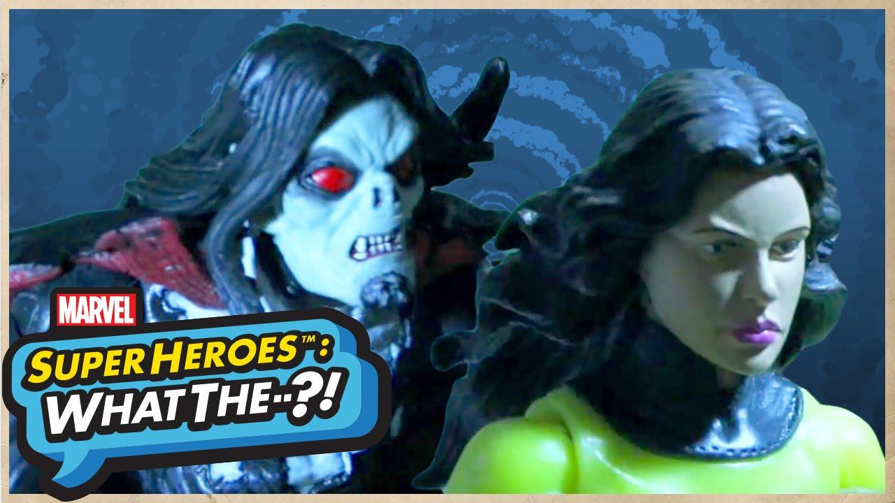 Marvel Super Heroes: What The--?! Season 1 8