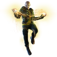 Maxwell Dillon (Earth-1048) from Marvel's Spider-Man (video game) Promo 001