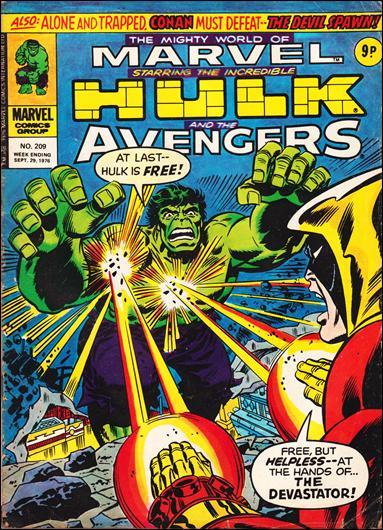Mighty World of Marvel Vol 1 209