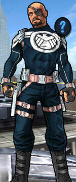 Nicholas Fury (Earth-TRN461)