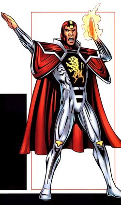 Peter Hunter (Earth-616) from All-New Official Handbook of the Marvel Universe A to Z Vol 1 1 001.jpg
