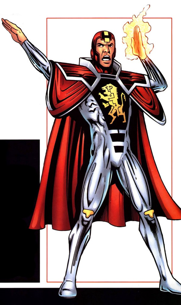 Peter Hunter (Earth-616)
