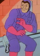 Peter Petruski (Earth-78909) from Fantastic Four (1978 animated series) Season 1 8 001