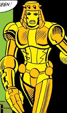 Queen (Robot) (Earth-616)/Gallery