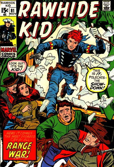 Rawhide Kid Vol 1 81