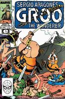 Sergio Aragonés Groo the Wanderer Vol 1 70