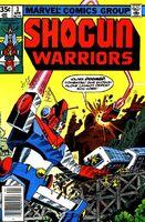 Shogun Warriors Vol 1 3