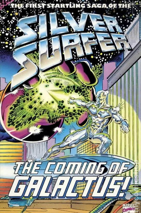Silver Surfer: The Coming of Galactus Vol 1 1