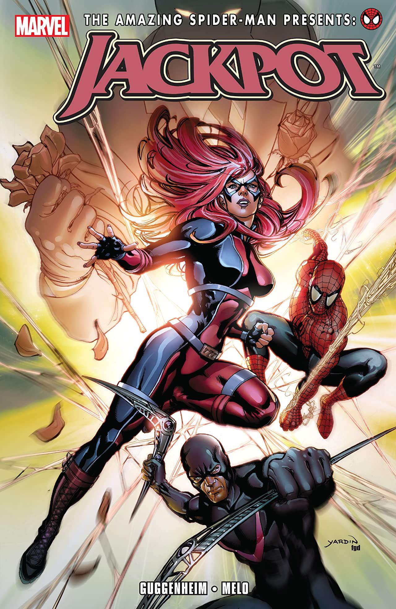 Spider-Man: Jackpot Vol 1 1