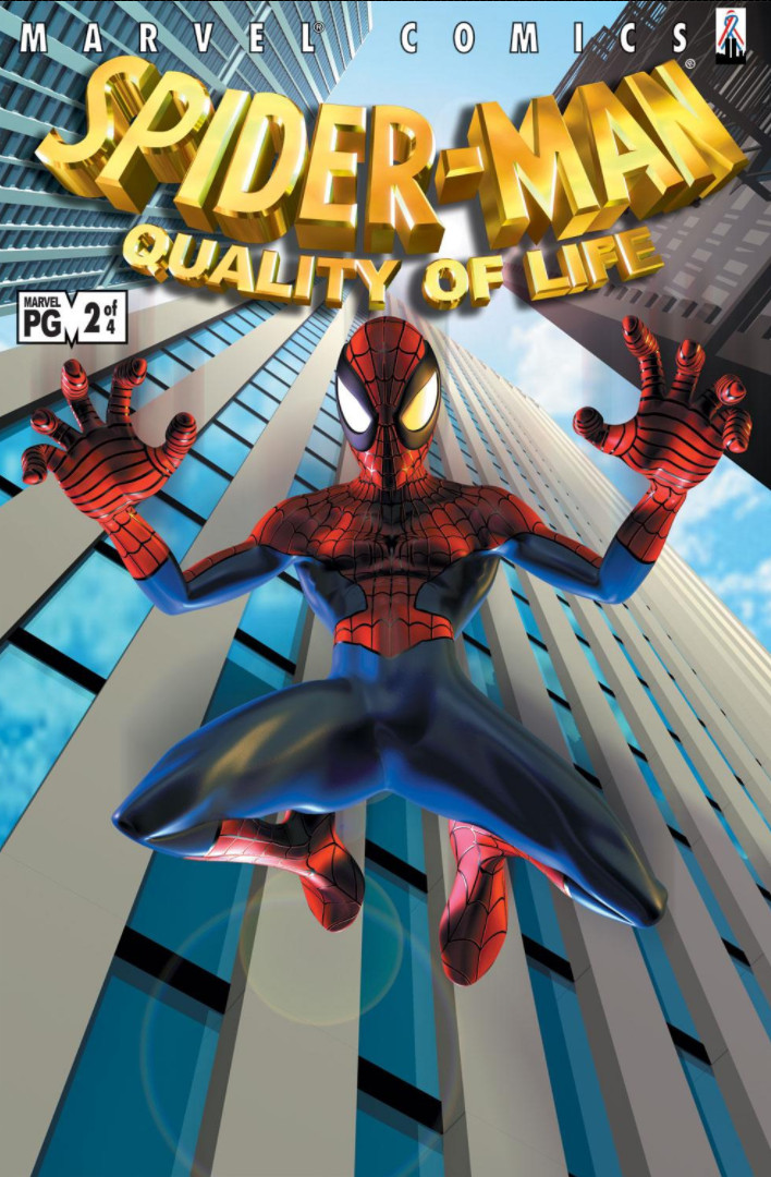 Spider-Man: Quality of Life Vol 1 2