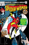 Spider-Woman Vol 1 1