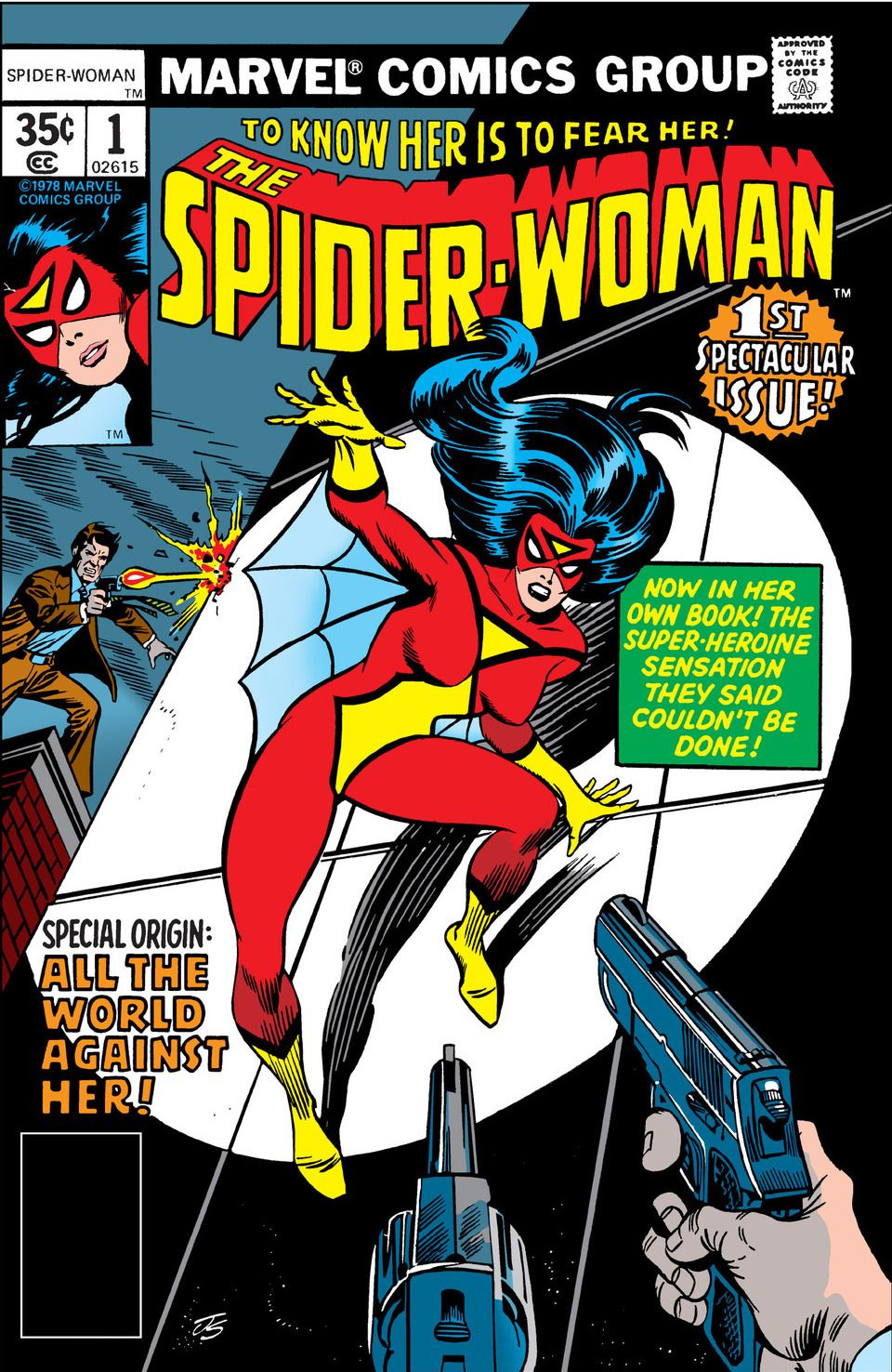 Jessica Drew Comic Books