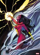 Spider-Woman Vol 7 5 Momoko Virgin Variant