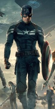 Steven Rogers (Earth-199999) from Captain America The Winter Soldier poster 001.jpg