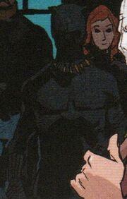 T'Challa (Project Doppelganger LMD) (Earth-616) from Spider-Man Deadpool Vol 1 30 001.jpg