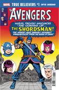 True Believers Empyre - Swordsman Vol 1 1