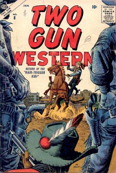 Two-Gun Western Vol 2 8