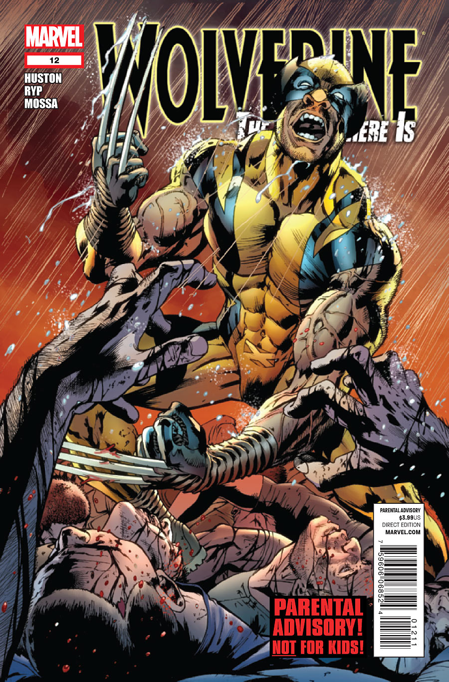 Wolverine: The Best There Is Vol 1 12