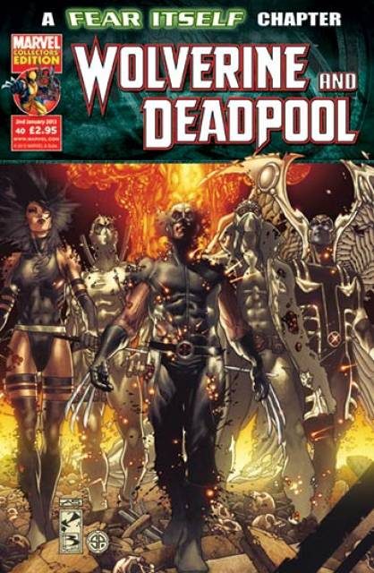 Wolverine and Deadpool Vol 2 40