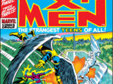 X-Men Annual Vol 1 2