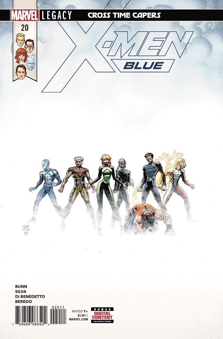 X-Men: Blue Vol 1 20