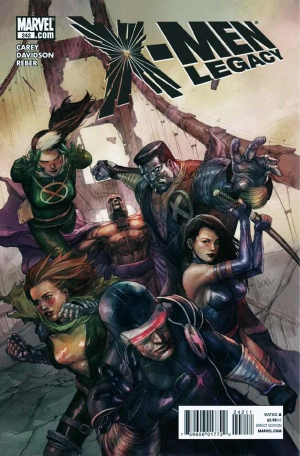 X-Men: Legacy Vol 1 242