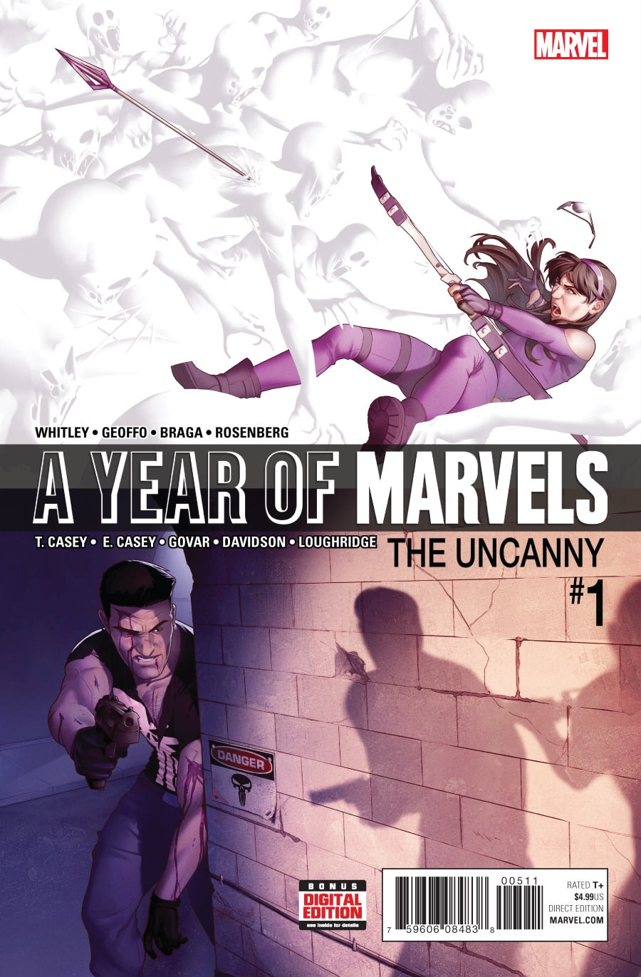Year of Marvels: The Uncanny Vol 1 1