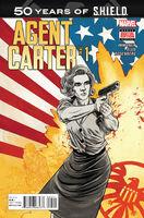 Agent Carter S.H.I.E.L.D. 50th Anniversary Vol 1 1