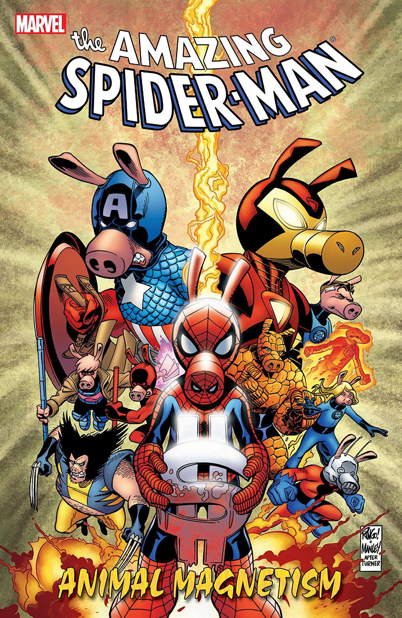 Amazing Spider-Man: Animal Magnetism TPB Vol 1 1