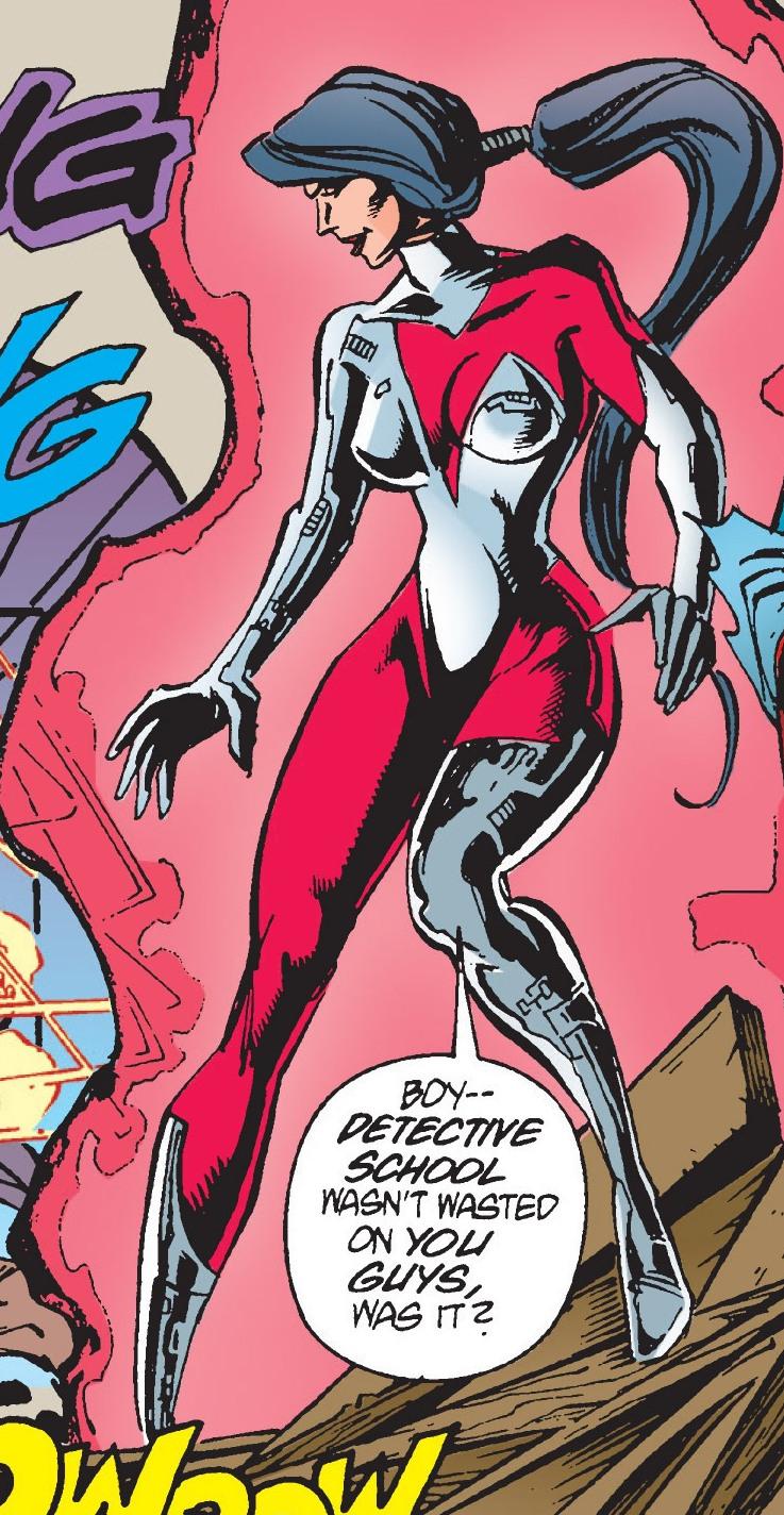 Ann Herd (Earth-616)