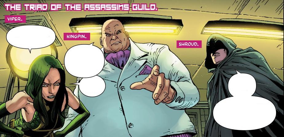 Assassins Guild (Earth-11131)