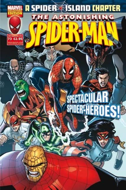 Astonishing Spider-Man Vol 3 73
