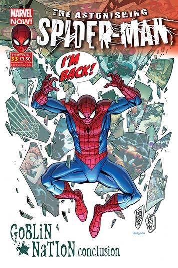 Astonishing Spider-Man Vol 4 33