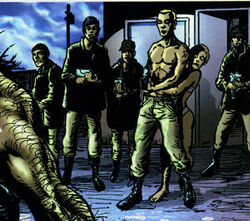 Brothers of the New World (Earth-616) from Wolverine Vol 3 5 0001.jpg