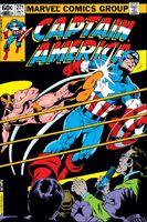 Captain America Vol 1 271