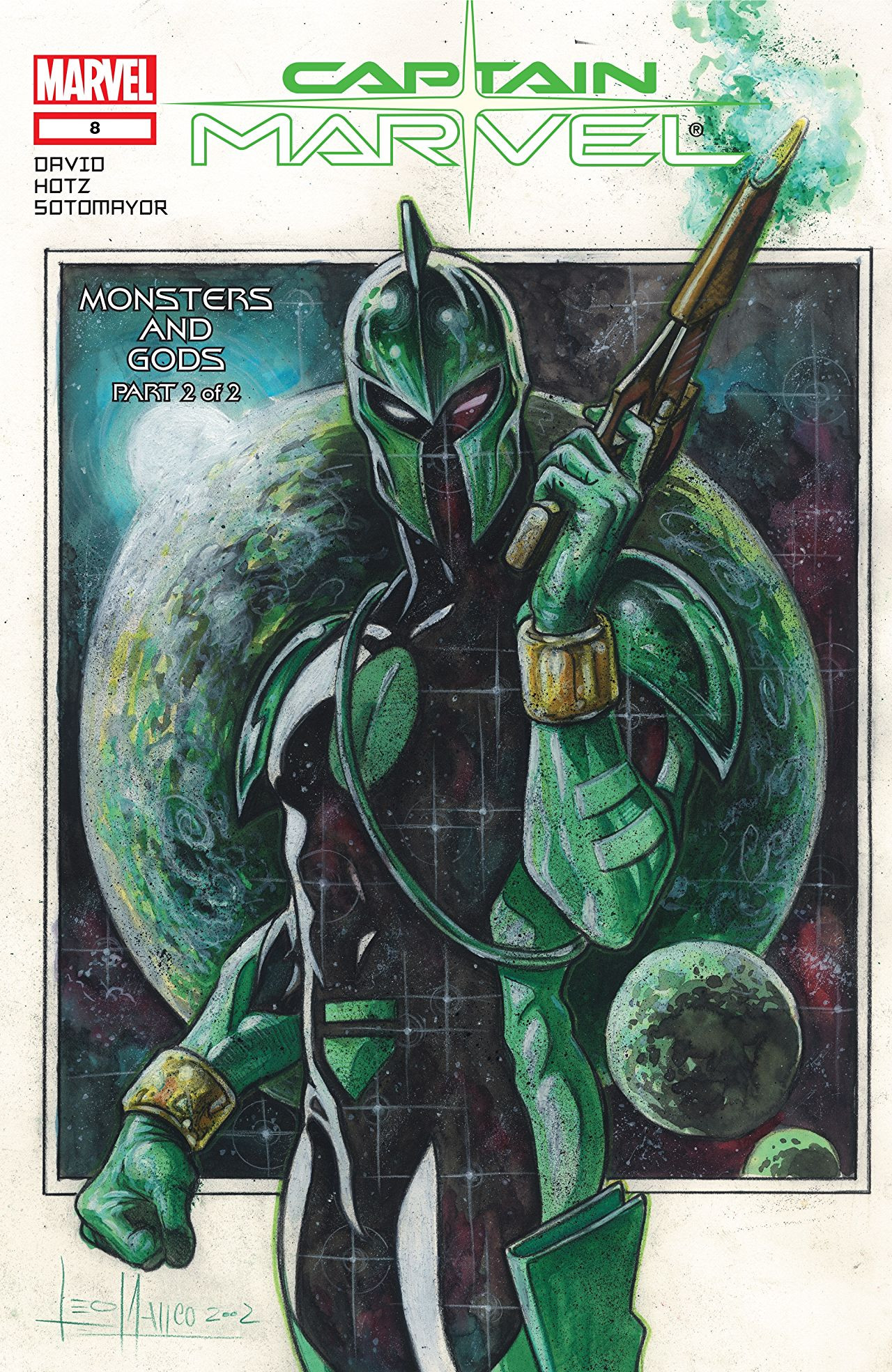 Captain Marvel Vol 5 8