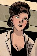 Claudia Russell (Earth-616) from Ruins of Ravencroft Sabretooth Vol 1 1 001