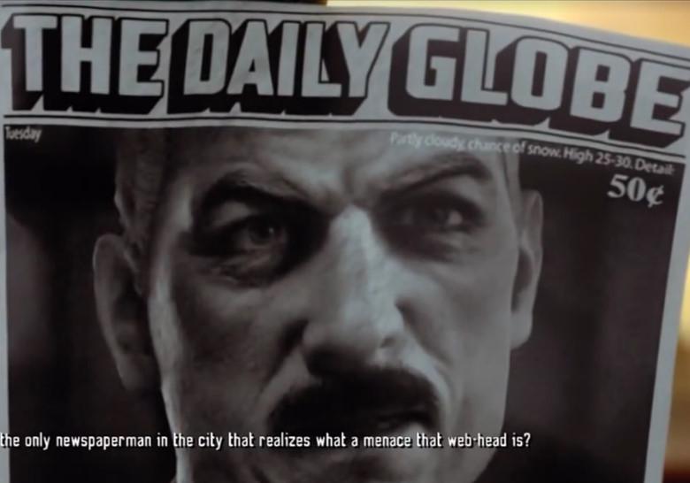Daily Globe (Earth-TRN579)