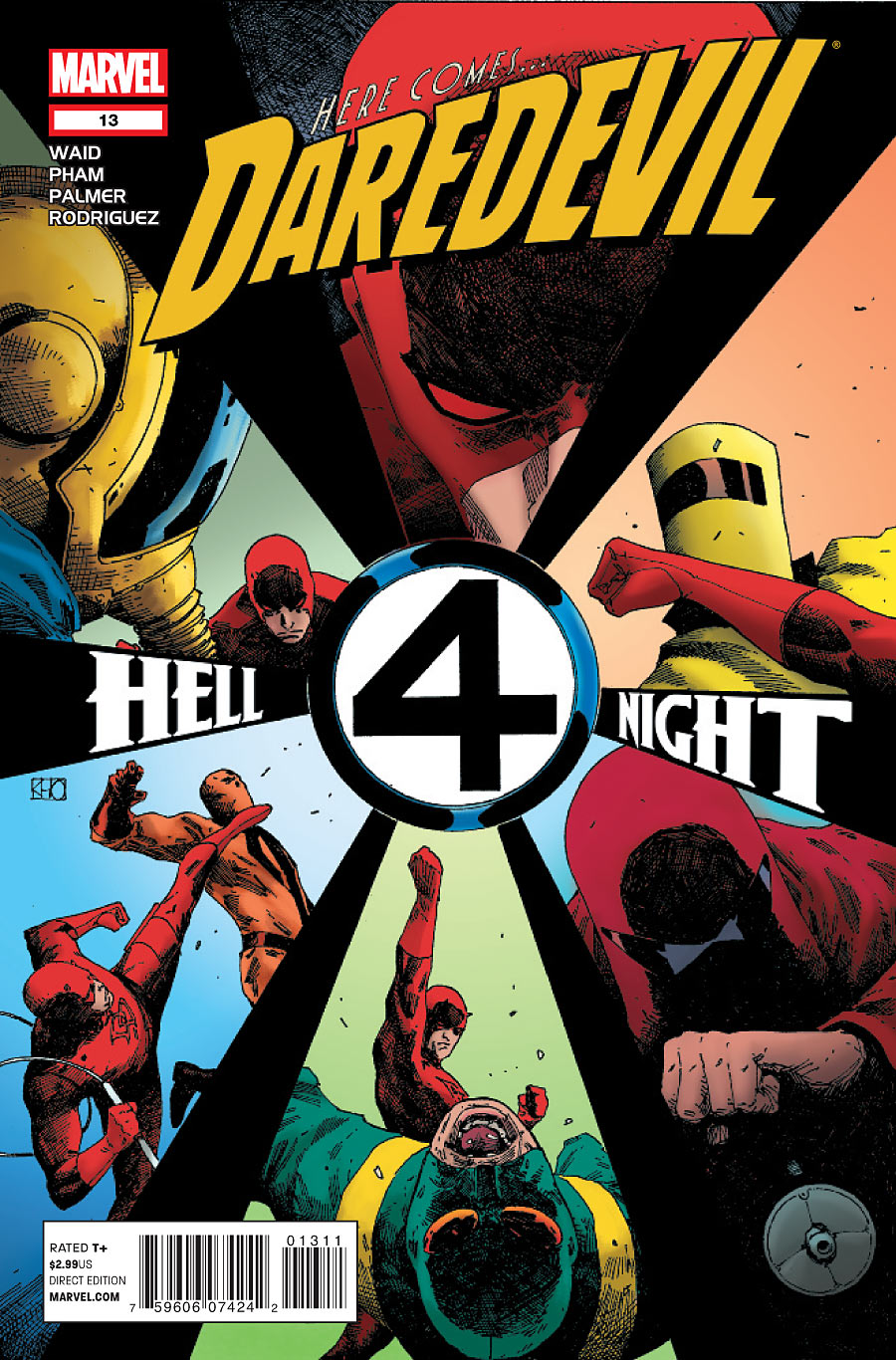 Daredevil Vol 3 13