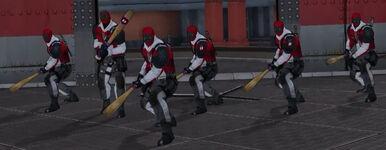 Deadpool's Fanboys (Earth-TRN580)