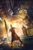 Doctor Strange (film) poster 013