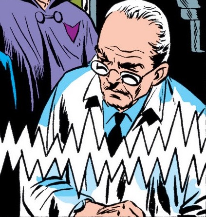 Doctor Van Eyck (Earth-616)