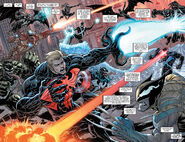Dylan Brock (Earth-1051) and Hive (Symbiotes) (Earth-1051) from Venom Vol 4 29 001