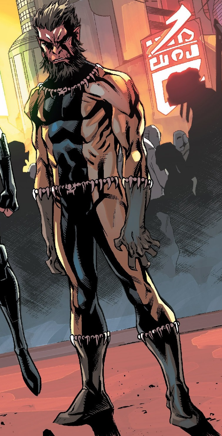 Fang III (Earth-616)