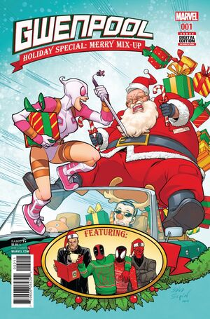Gwenpool Holiday Special Merry Mix Up Vol 1 1.jpg